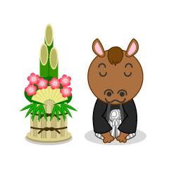 【马卡通图】精选33款马卡通图下载,马的图案免费推荐款