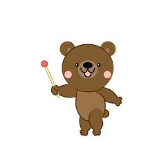 【小熊图案】精选34款小熊图案下载,小熊图片免费推荐款