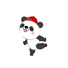 【熊猫卡通图】精选35款熊猫卡通图下载,熊猫q版免费推荐款