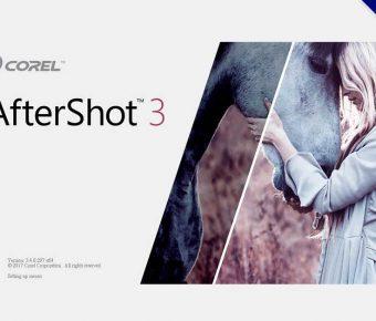 【照片編輯】Corel AfterShot 3 照片編輯軟體下載,限量免費中