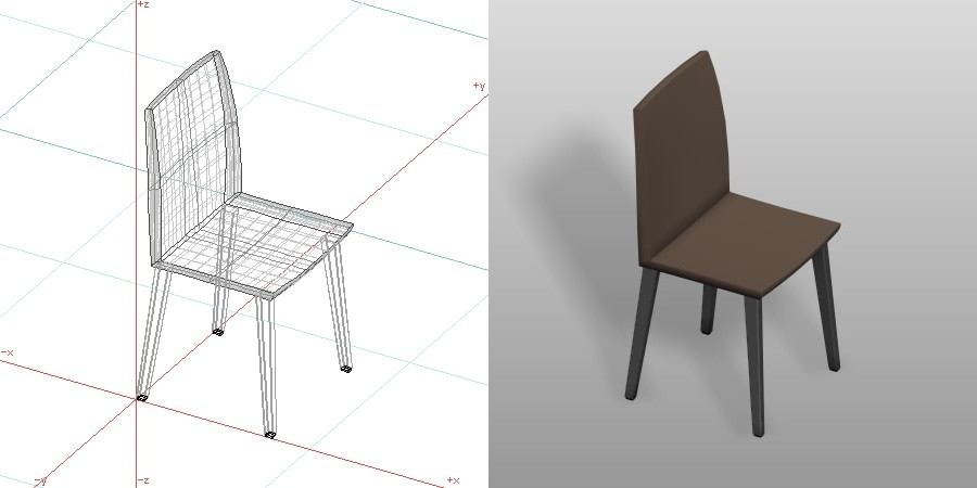 【椅子模型】3DMAX精选18款椅子模型下载,模型椅子免费推荐款