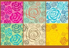 【玫瑰图腾】精选30款玫瑰图腾下载,玫瑰图免费推荐款