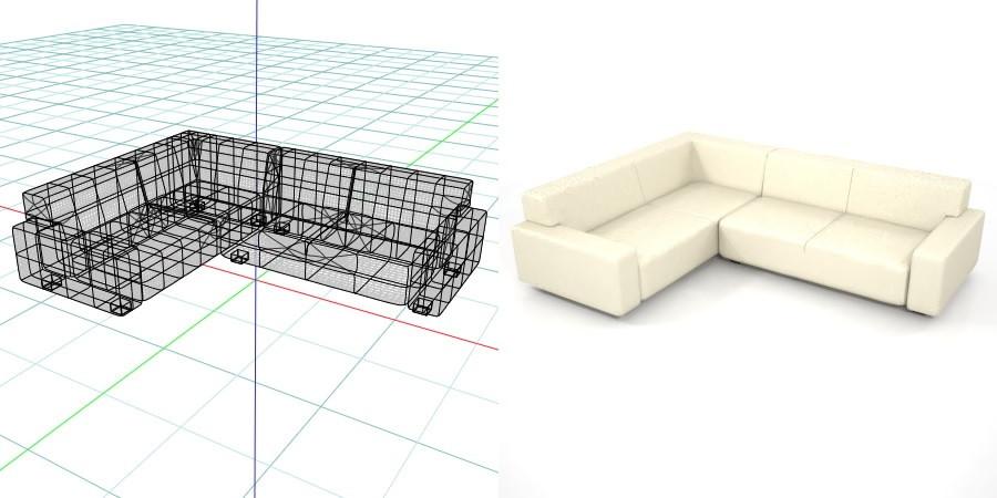 【沙发模型】3DMAX精选16款沙发模型下载,沙发骨架免费推荐款