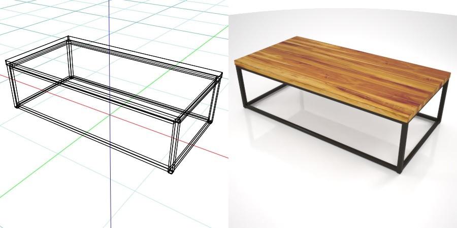 【桌子模型】3DMAX精选9款桌子模型下载,桌子3d模型免费推荐款