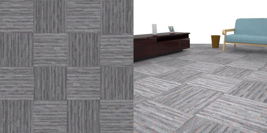 CAD,フリーデータ,2D,テクスチャー,texture,JPEG,タイルカーペット,tile,carpet,模様,pattern,灰色,グレー,gray,市松貼り,サンゲツ,カーペットタイル,sangetsu,DT5852