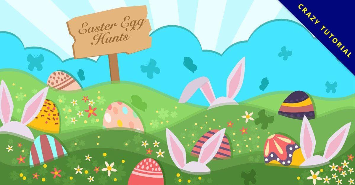 【兔子桌布】7套精緻的兔子桌布下載,精緻圖像推薦