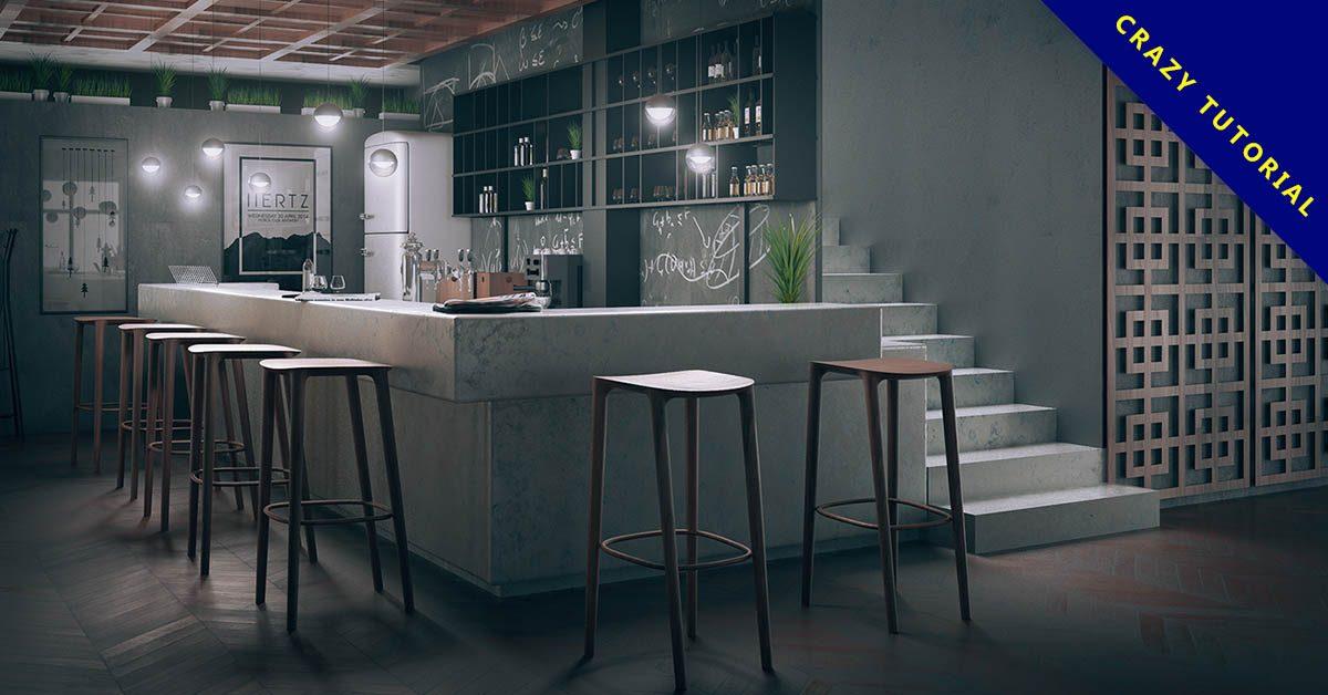 【工業風設計】22款工業風裝潢設計實例,傢俱、燈具、餐廳都有