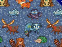 可愛圖案設計欣賞,21個細緻的可愛圖案範本作品推薦