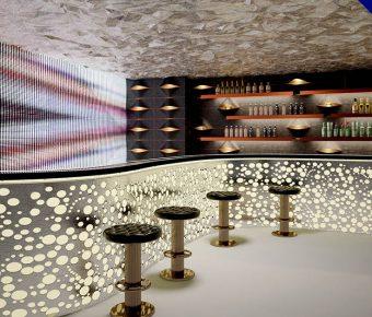 【吧台設計】16款國外吧台設計作品欣賞,酒吧、廚房、客廳參考