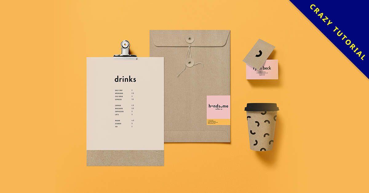 30款高品質的咖啡包裝設計欣賞,高質感的作品套版推薦