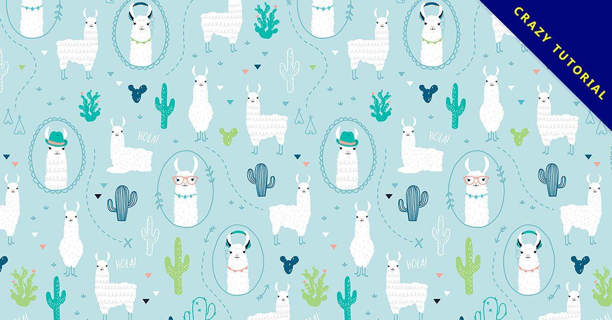 29款圖案設計作品欣賞,精細簡單的作品推薦範例