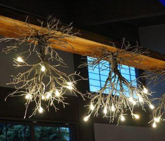 【工業設計】12款工業風天花板設計照片實例,燈具配置推薦