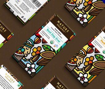 28張精細的巧克力包裝設計欣賞,高品質的作品圖示推薦