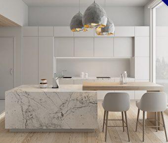【廚房設計】26款廚房空間設計作品分享,帶有美感的廚房收納