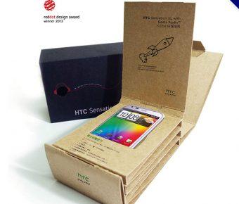 9張精緻的手機包裝設計欣賞,有設計感的作品圖檔推薦
