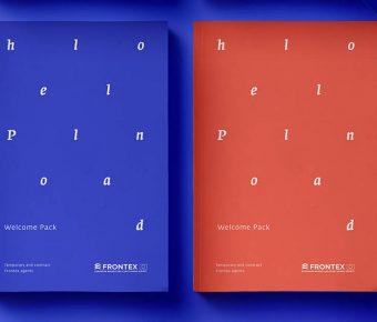 文字排版設計欣賞,28套精美的文字排版創意案例推薦