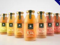 32款高質量的果汁包裝設計欣賞,優秀的作品插圖推薦