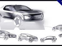 概念車草圖設計欣賞,20款優質的概念車草圖設計範本推薦