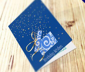 生日卡片設計欣賞,24張有創意感的生日卡片設計圖示推薦