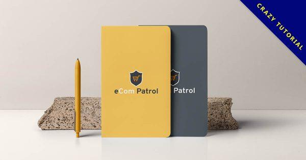 筆記本封面設計欣賞,23個高品質的筆記本封面作品照片推薦