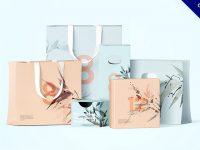 20個完美的紙袋設計欣賞,精細的作品範例推薦