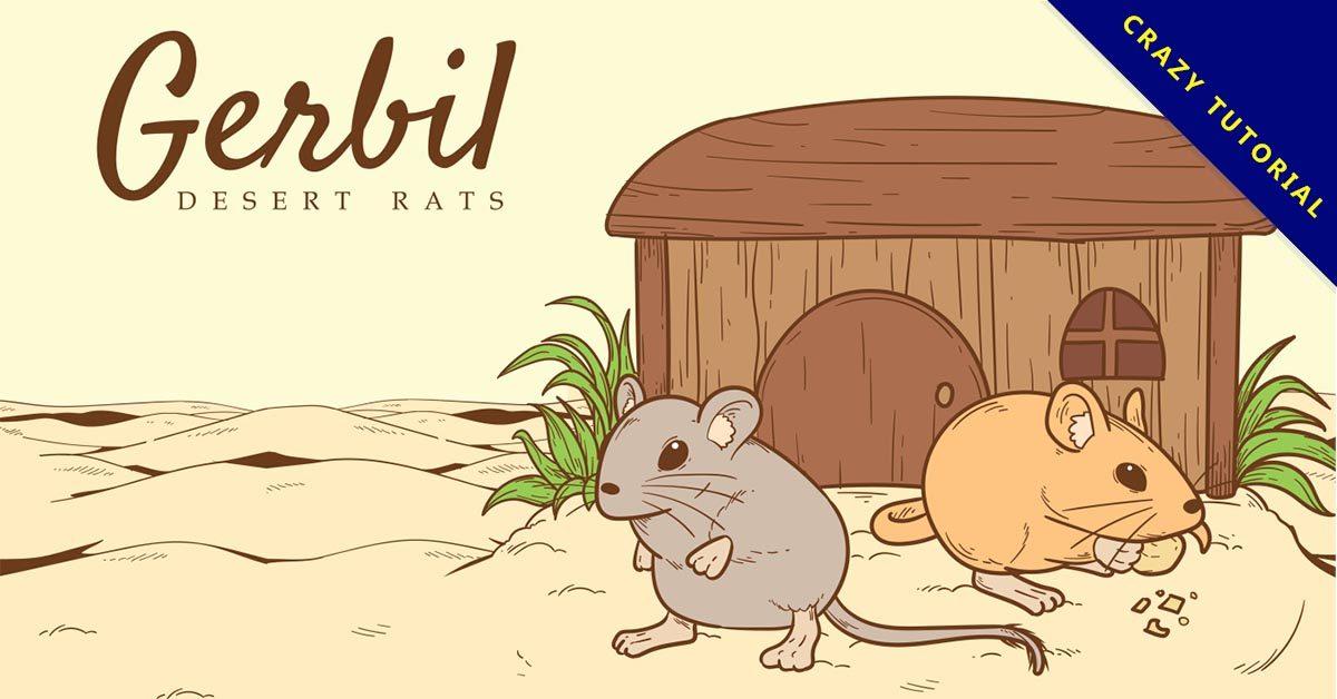 【老鼠圖案】6個高質量的老鼠圖案下載,優秀範例檔推薦