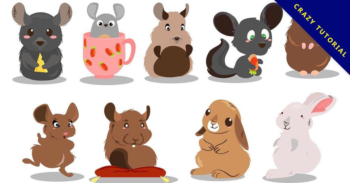 【老鼠q版】6套有設計感的老鼠q版下載,優質範本格式推薦