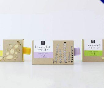 19張完美的肥皂包裝設計欣賞,細緻的作品樣式推薦