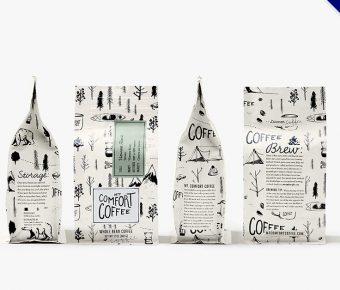 32款完美的英文包裝設計欣賞,有設計感的設計推薦