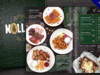 菜單設計範本欣賞,29款優秀的菜單範本作品範例推薦