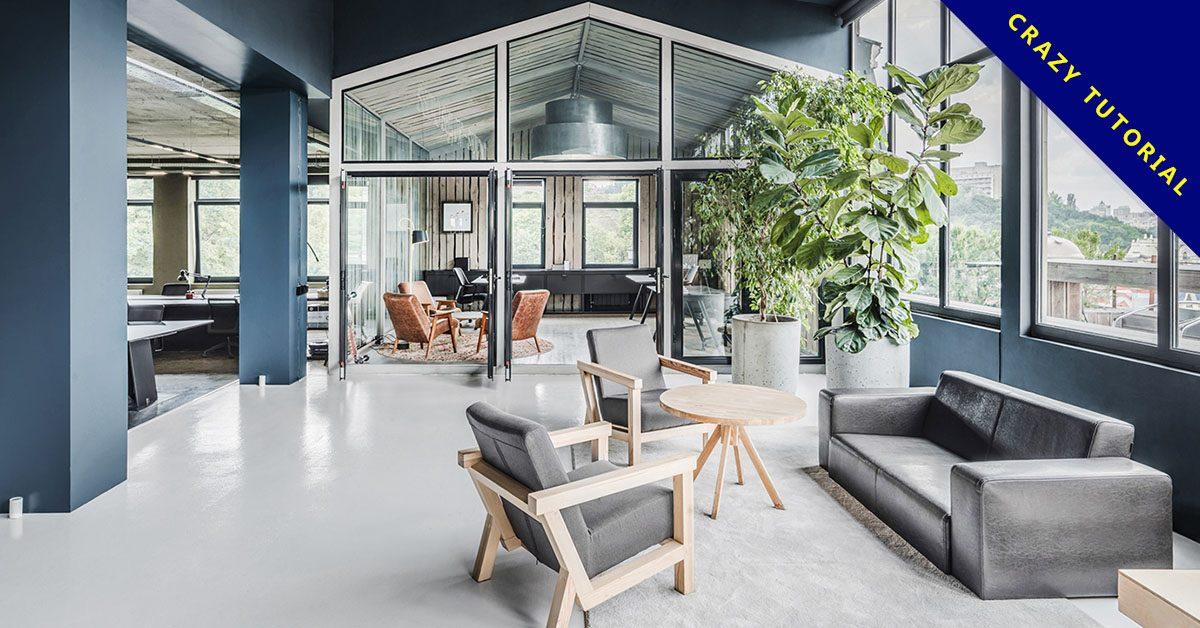 【辦公室設計】精選24款辦公室設計風格作品,舒適的辦公空間