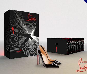 鞋盒包裝設計欣賞,24張有獨特感的創意圖案和主題推薦