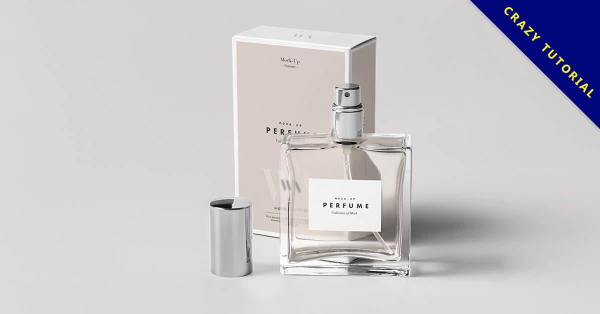 香水包裝設計欣賞,38張有設計感的香水包裝作品樣本推薦