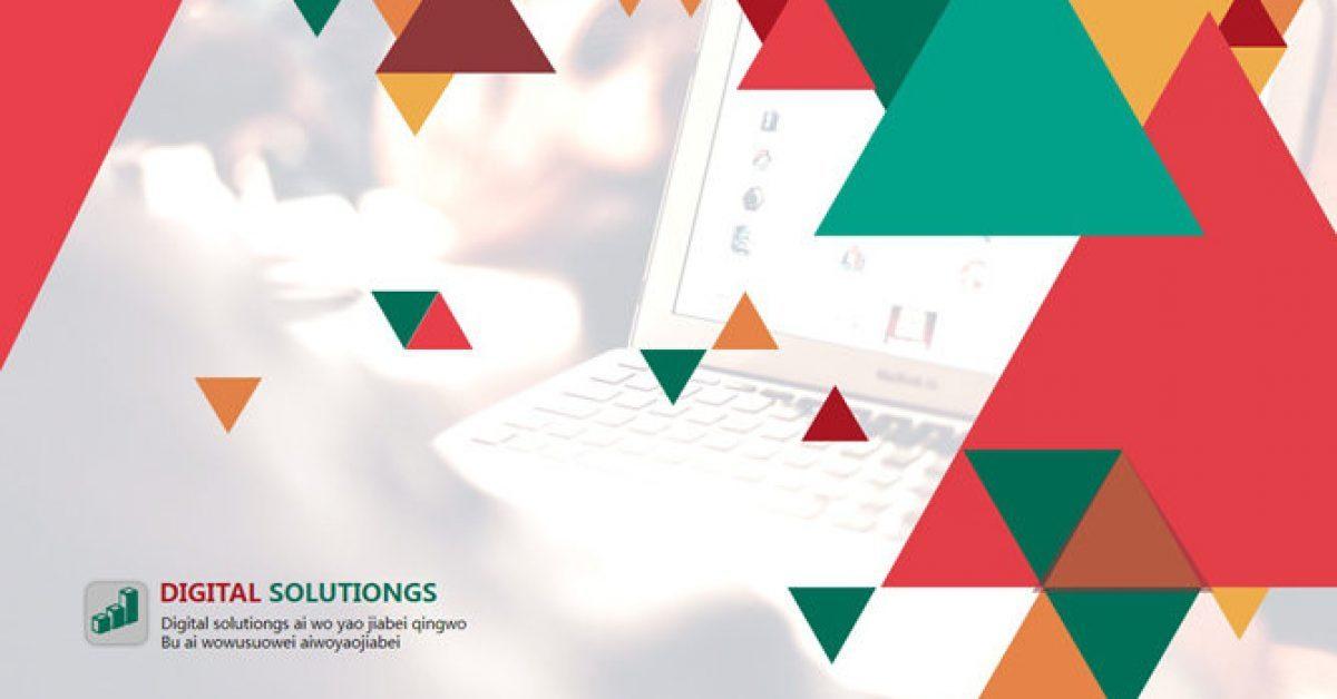 時尚三角PPT模板下載,20頁精美的活潑色彩範本免費下載