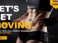 瘦身主題PPT模板下載,6頁優秀的體育運動PPT最佳推薦