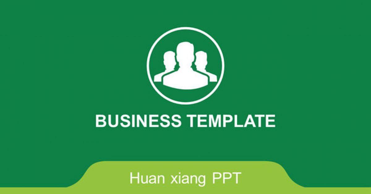 創業分析PPT模板下載,23頁精細的商業數據簡報推薦模板