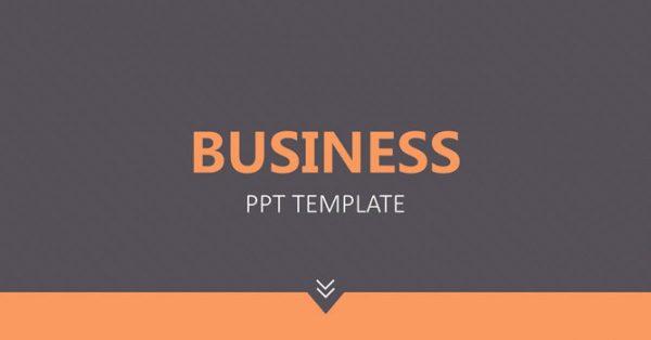 商業範例PPT模板下載,20頁精美的商務素材範本推薦下載