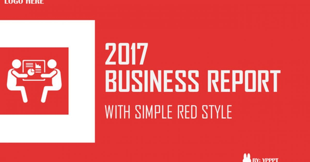 商業報告PPT模板下載,15頁高品質的商務簡報範本推薦下載