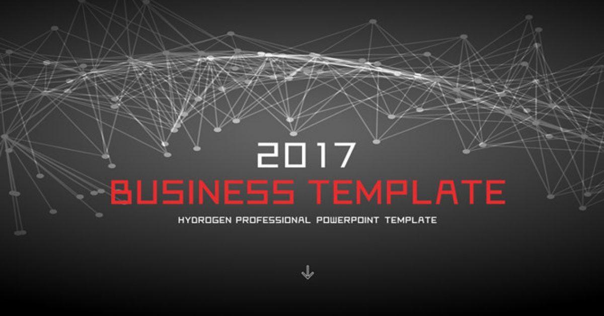 商務規劃PPT模板下載,29頁精緻的商業需求簡報免費推薦