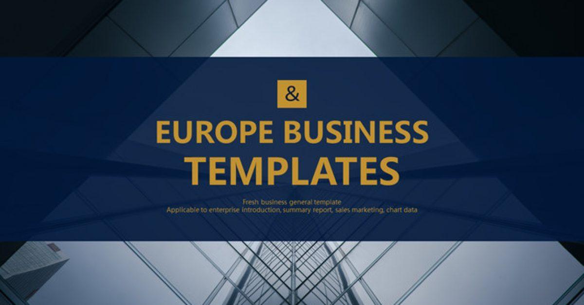 企業商務PPT模板下載,28頁高質量的商務PPT模板免費推薦