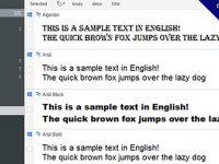【字體管理器】NexusFont 2.5.8-Windows的最佳字體管理器下載,英文版,支援WINDOWS系統