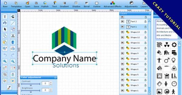 【設計軟體】LogoSmartz 8.0商標製作工具下載,英文版,支援MAC系統+WINDOWS系統