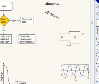 【圖表設計器】Diagram Designer 流程圖表設計軟體下載,英文版,支援WINDOWS系統