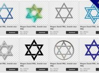 【六芒星PNG】精選60款六芒星PNG圖案素材免費下載,免費的六芒星去背圖案