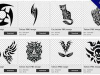 【刺青PNG】精選40款刺青PNG圖案素材下載,免費的刺青去背圖案