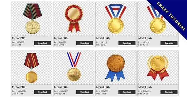 【勳章PNG】精選38款勳章PNG圖檔素材下載,免費的勳章去背圖片