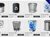 【回收桶PNG】精選66款回收桶PNG圖案下載,免費的回收桶去背圖案
