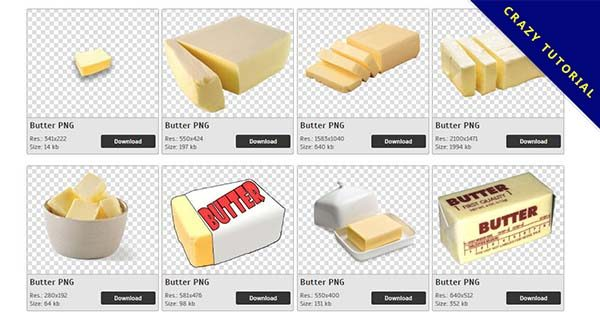 【奶油PNG】精選35款奶油PNG圖片素材包下載,免費的奶油去背點陣圖
