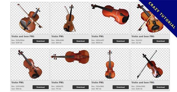 【小提琴PNG】精選43款小提琴PNG圖片免費下載,免費的小提琴去背點陣圖