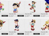 【小木偶PNG】精選48款小木偶PNG圖檔免費下載,免費的小木偶去背圖片